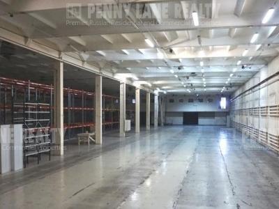 Аренда склада, Калужское шоссе, метро Саларьево, Москва, площадь 3000 м2, деление от 850 м2  фото №13