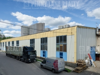 Аренда склада, Можайское шоссе, Одинцово, Московская область, площадь 1502 м2, деление от 1502 м2  фото №1