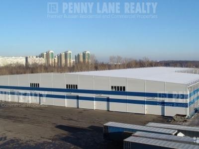 Купить склад, Каширское шоссе, Булатниково, Московская область, площадь 2000 м2, деление от 2000 м2  фото №8