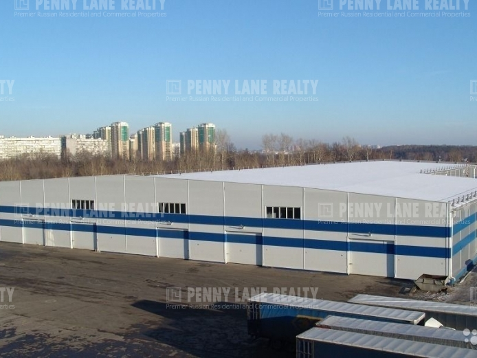Аренда складских помещений, Каширское шоссе, Булатниково, Московская область1850 м2, фото №2