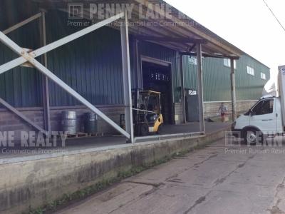 Аренда склада, Новорязанское шоссе, Московская область, площадь 2300 м2, деление от 2300 м2  фото №2