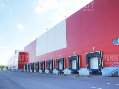 Аренда склада, Симферопольское шоссе, Московская область, площадь 23800 м2, деление от 23800 м2  фото №7