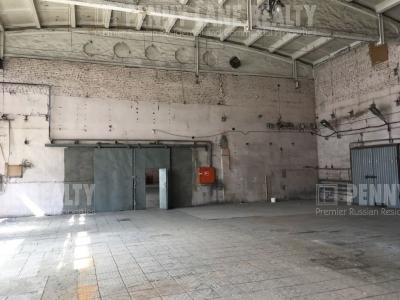 Аренда склада, метро Варшавская, Москва, площадь 3832 м2, деление от 1076 м2  фото №1