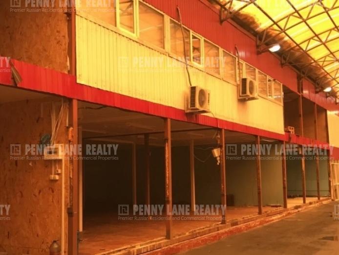 Производственные помещения в аренду, Ленинградское шоссе, Московская область650 м2, фото №4