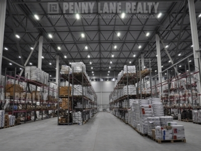 Аренда склада, Новорязанское шоссе, Московская область, площадь 4450 м2, деление от 2000 м2  фото №23