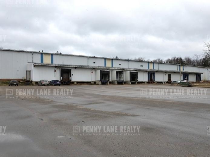 Аренда складских помещений, Киевское шоссе, Московская область1750 м2, фото №2