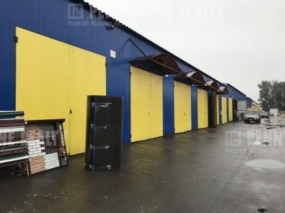 Аренда склада, Калужское шоссе, Москва, площадь 1300 м2, деление от 1300 м2  фото №13