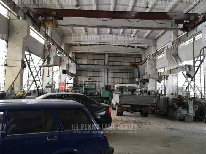 Производственные помещения в аренду, Симферопольское шоссе, Московская область2304 м2, фото №6