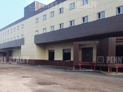 Аренда склада, Боровское шоссе, метро Юго-Западная, Москва, площадь 6100 м2, деление от 6100 м2  фото №32