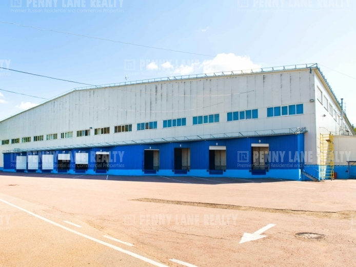 Аренда складских помещений, Минское шоссе, Голицыно, Московская область1500 м2, фото №2