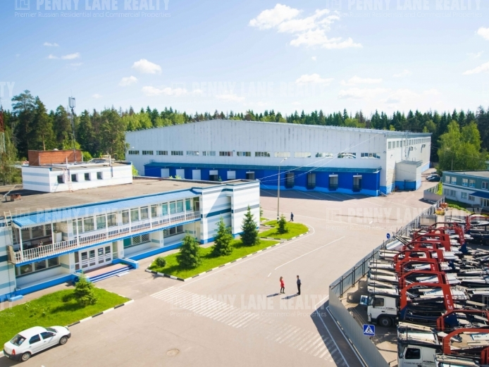 Аренда складских помещений, Минское шоссе, Голицыно, Московская область1500 м2, фото №4