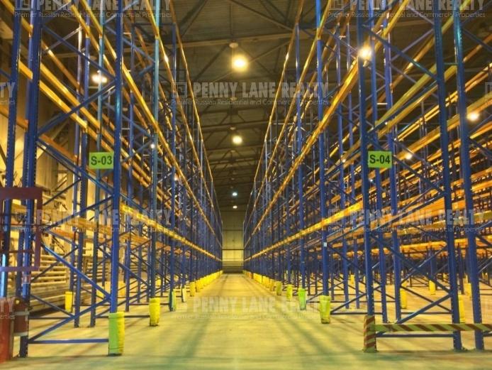 Аренда складских помещений, Минское шоссе, Голицыно, Московская область1500 м2, фото №10