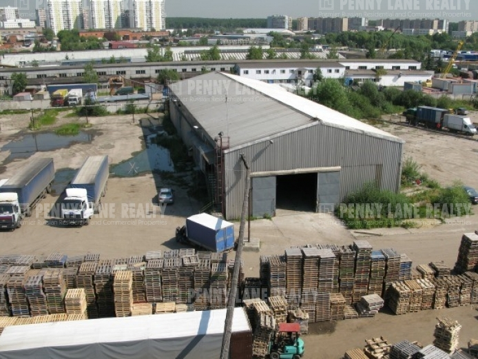 Аренда складских помещений, Варшавское шоссе, метро Тульская, Москва2900 м2, фото №4