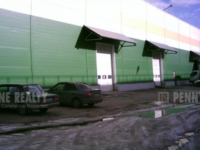 Аренда склада, Ярославское шоссе, Мытищи, Московская область, площадь 1700 м2, деление от 1700 м2  фото №1