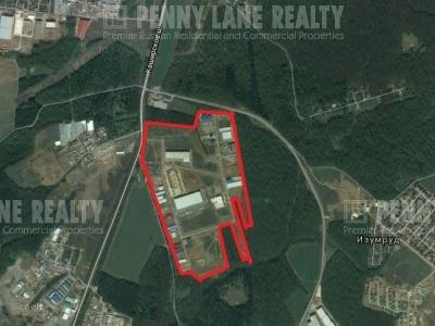 Продажа земли промышленного назначения, Каширское шоссе, Видное, Московская область, площадь 600 соток, деление от 600 м2  фото №18