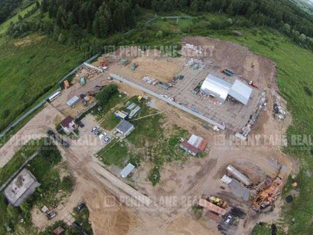 Продажа земли промышленного назначения, Киевское шоссе, Московская область, площадь 1600 соток, фото №3