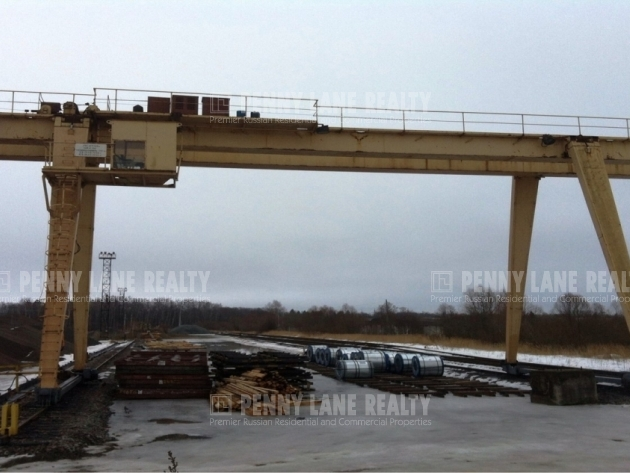 Продажа земли промышленного назначения, Киевское шоссе, Московская область, площадь 1600 соток, фото №5