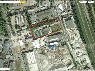 Продажа земли промышленного назначения, Варшавское шоссе, Москва, площадь 113 соток, деление от 113 м2  фото №2