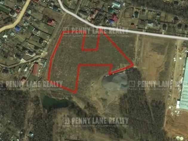 Продажа земли промышленного назначения, Каширское шоссе, Дыдылдино, Московская область, площадь 252 соток, фото №2