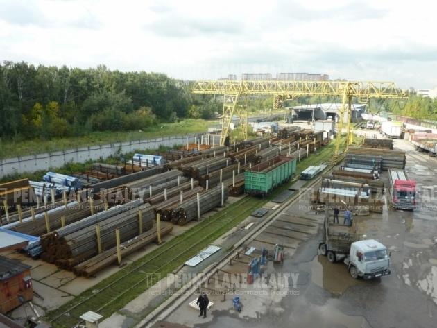 Аренда открытой площадки, Симферопольское шоссе, Москва3800 м2, фото №3