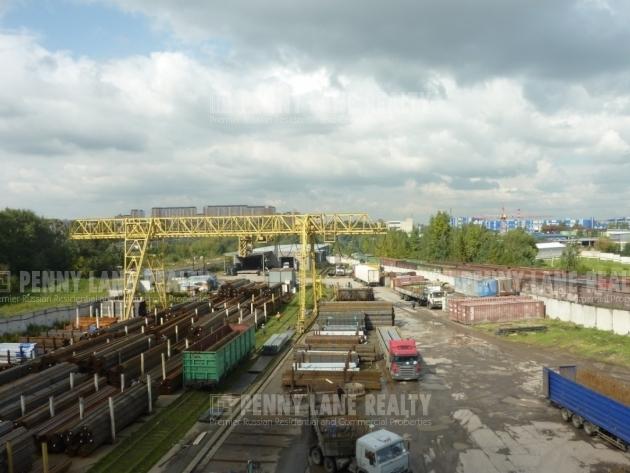 Аренда открытой площадки, Симферопольское шоссе, Москва3800 м2, фото №5