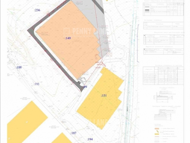 Продажа земли промышленного назначения, Варшавское шоссе, Подольск, Московская область, площадь 251 соток, фото №6