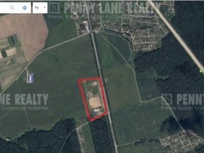 Продажа земли промышленного назначения, Каширское шоссе, Барыбино, Московская область, площадь 1300 соток, деление от 1300 м2  фото №2