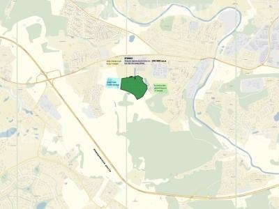 Продажа земли промышленного назначения, Новорязанское шоссе, Московская область, площадь 2149 соток, деление от 2149 м2  фото №4