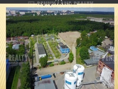 Продажа земли промышленного назначения, Горьковское шоссе, Балашиха, Московская область, площадь 145 соток, деление от 145 м2  фото №1