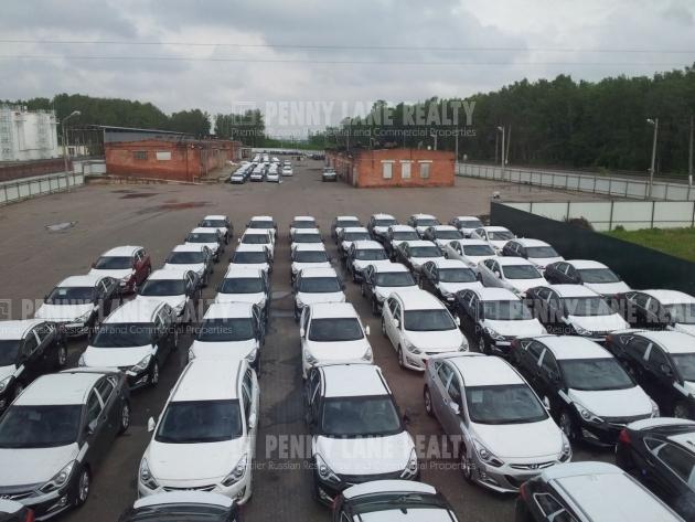 Аренда открытой площадки, Симферопольское шоссе, Подольск, Московская область300 м2, фото №2