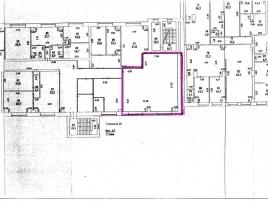 Лот № 1018, Аренда офисов в САО - План