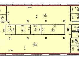 Лот № 10569, Бизнес-центр Интерьер, Аренда офисов в СЗАО - План