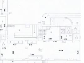 Лот № 10741, Продажа офисов в ЦАО - План