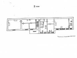 Лот № 10753, Продажа офисов в ЦАО - План
