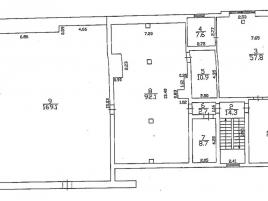 Лот № 1079, Аренда офисов в ЦАО - План