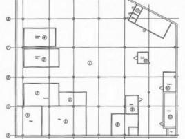Лот № 1108, Аренда офисов в ЮАО - План