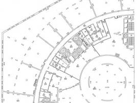 Лот № 1125, Бизнес-центр Алексеевская Башня, Аренда офисов в СВАО - План