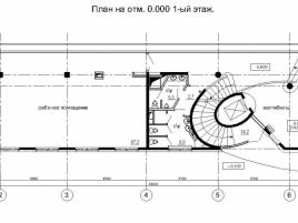 Лот № 1136, Офисный комплекс на Смоленской, Аренда офисов в ЮАО - План