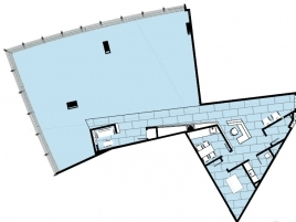 Лот № 11528, Москва-сити, Башня Федерация (Запад), Продажа офисов в ЦАО - План