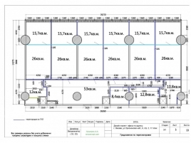 Лот № 11541, Московский международный деловой центр Москва-Сити башня Imperia Tower, Продажа офисов в ЦАО - План