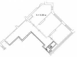 Лот № 1201, Золотые Ключи, Аренда офисов в ЮЗАО - План