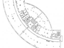 Лот № 120, Бизнес-центр Алексеевская Башня, Аренда офисов в СВАО - План