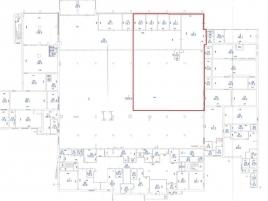 Лот № 12121, ПФК Бин, Аренда офисов в ЮАО - План