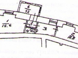 Лот № 1219, Аренда офисов в ЦАО - План