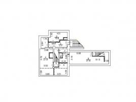 Лот № 12506, Аренда офисов в ЦАО - План