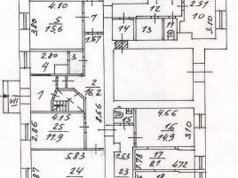 Лот № 1264, Продажа офисов в СЗАО - План