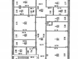 Лот № 12903, Аренда офисов в САО - План
