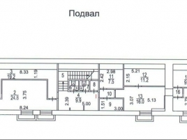 Лот № 13238, Продажа офисов в ЦАО - План