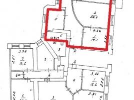 Лот № 134, Аренда офисов в ЦАО - План