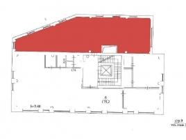 Лот № 1360, Аренда офисов в ЗАО - План